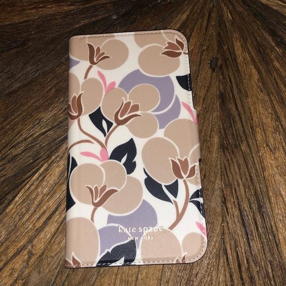 Kate Spade iPhone X Wallet Case